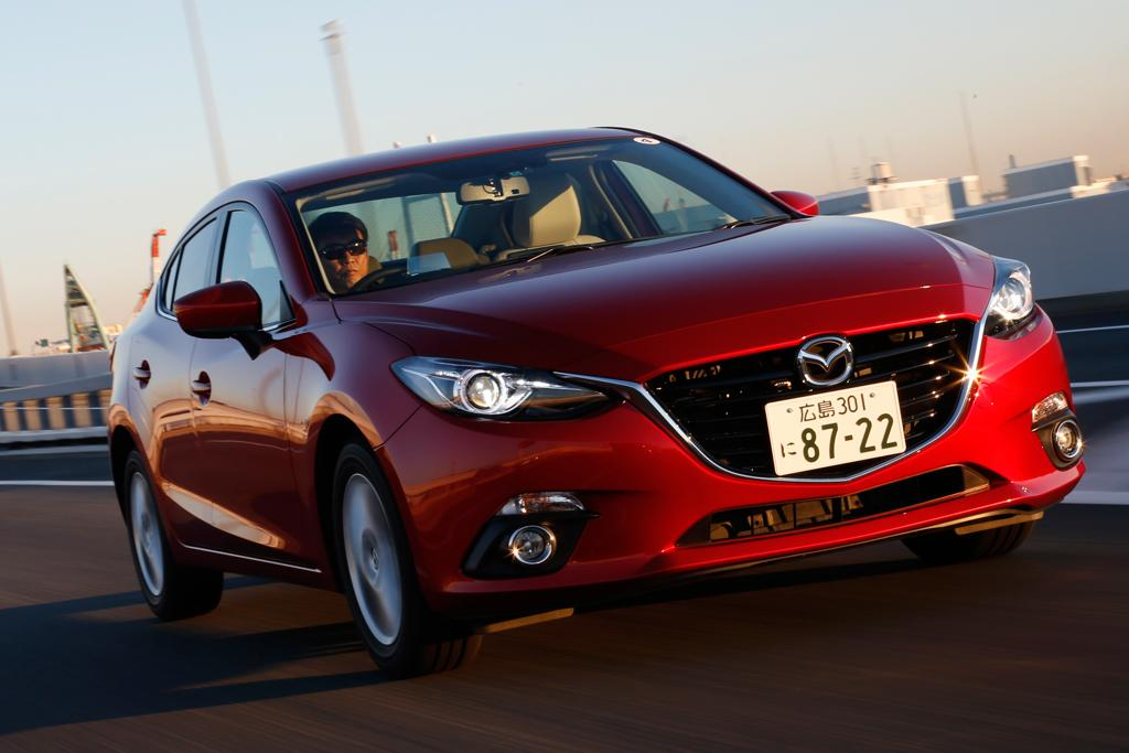 mazda3 hybrid still not for oz. Black Bedroom Furniture Sets. Home Design Ideas