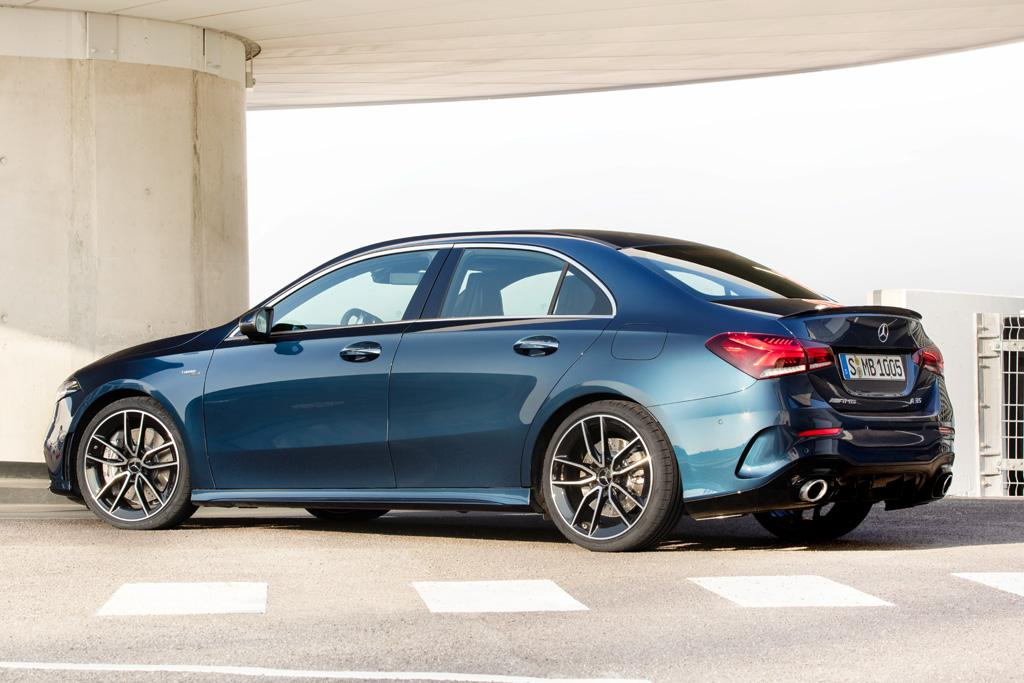 Mercedes-AMG A 35 pricing and specs revealed - motoring com au