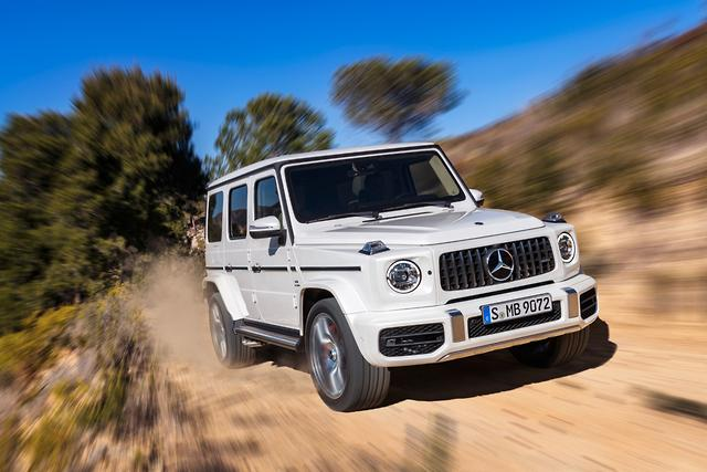 2019 Mercedes Amg G63 Pricing Revealed Motoring Com Au