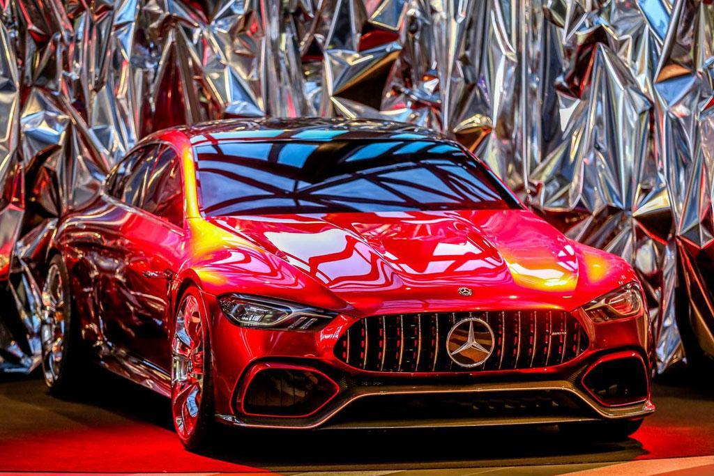 Sydney gets world-first AMG dealership - motoring.com.au