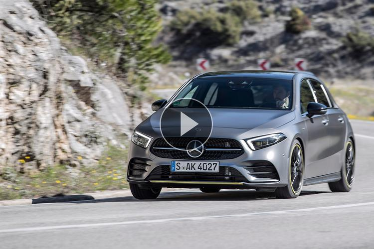 Mercedes a 250 review