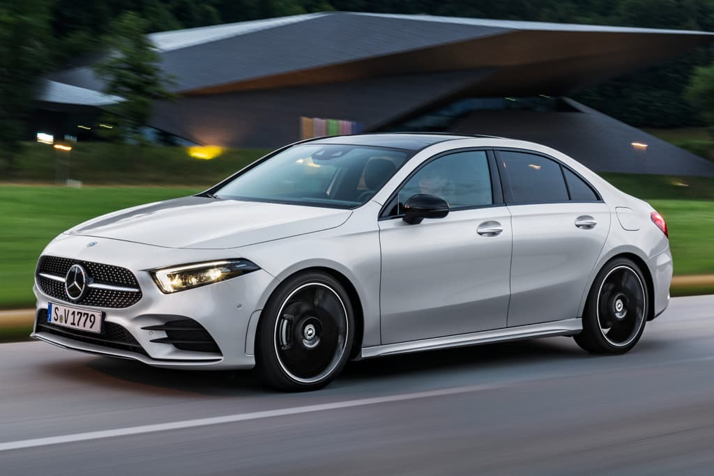 Mercedes Benz A Class >> Mercedes Benz A Class Sedan Priced From 45k Motoring Com Au