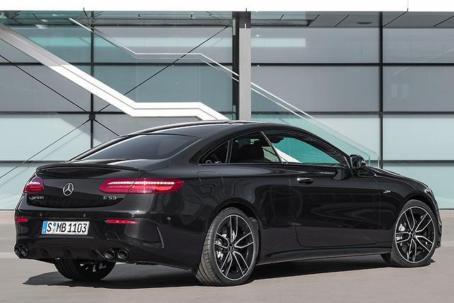 Mercedes-Benz E-Class upgraded - motoring com au