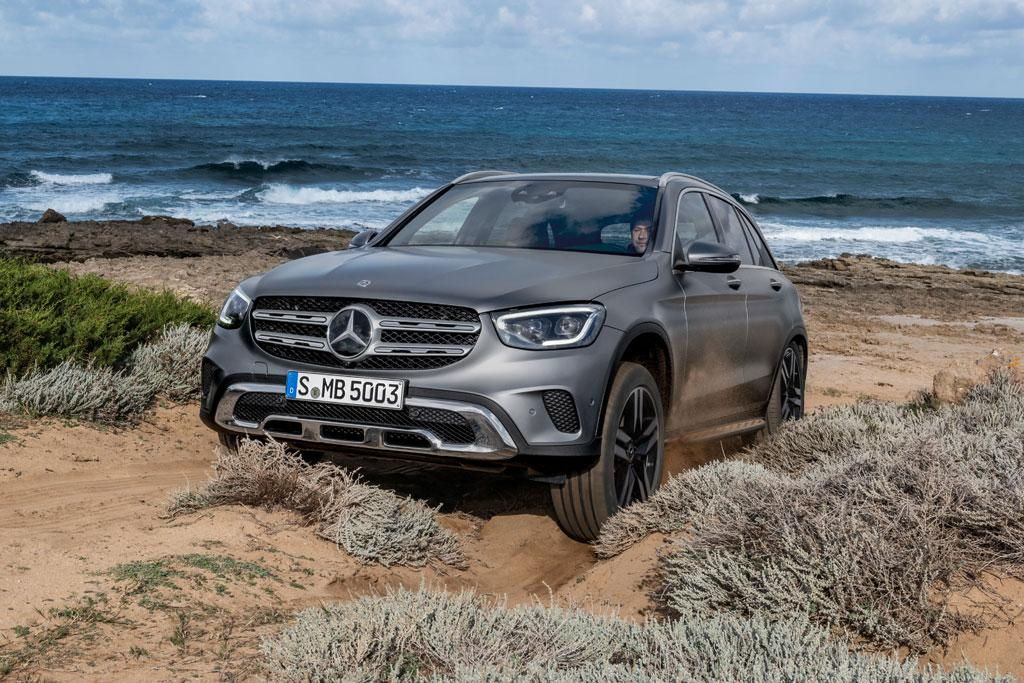 Mercedes-Benz GLC facelifted - motoring com au