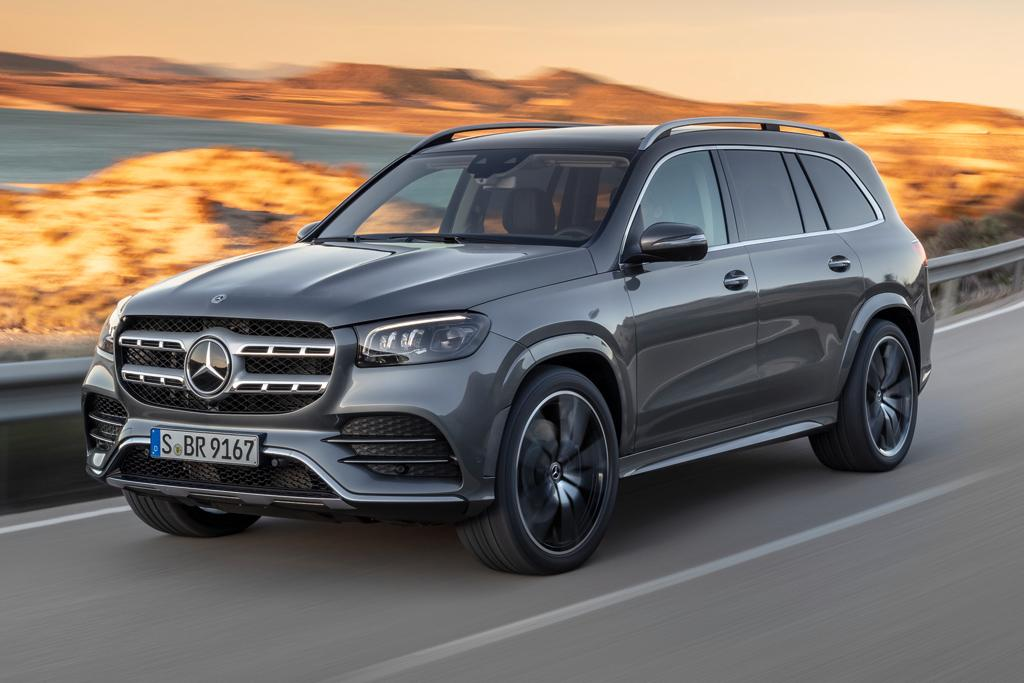 New Mercedes Benz >> New Mercedes Benz Gls Priced Motoring Com Au