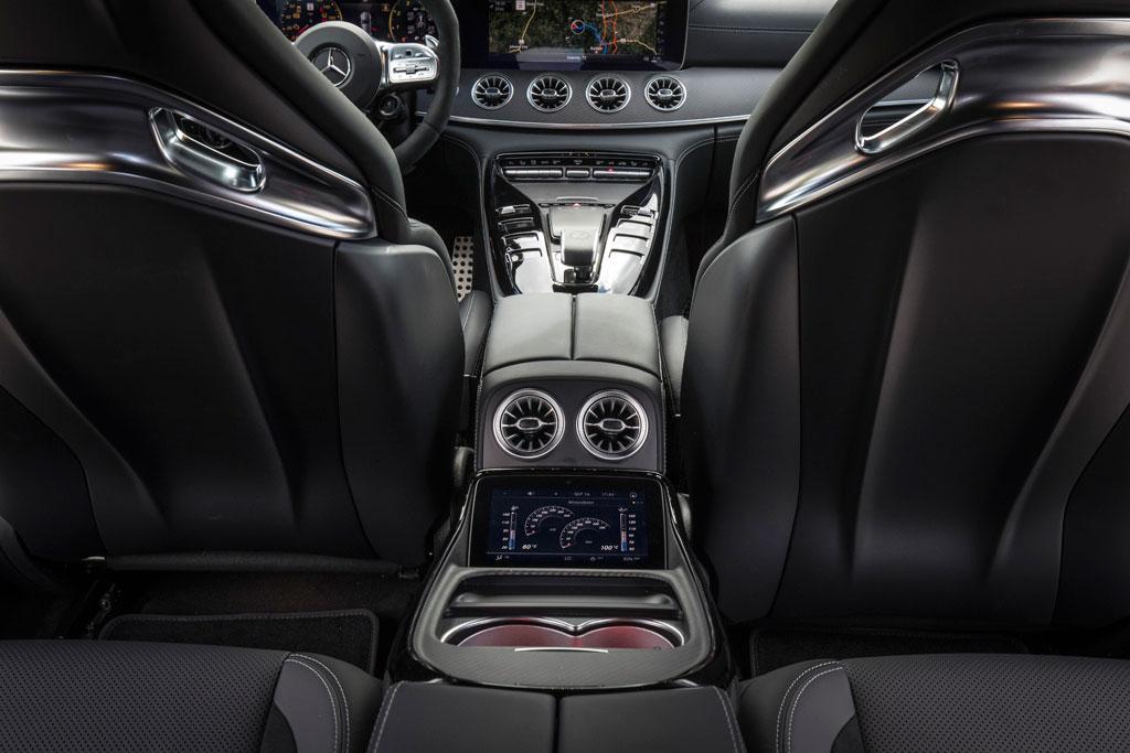 Mercedes Amg Gt 4 Door Coupe 2019 Review International Motoring