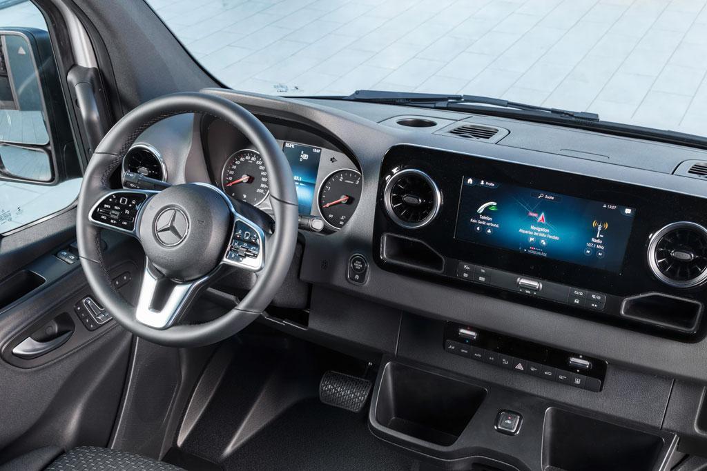 4511d9d57d New Mercedes-Benz Sprinter  Australian details - motoring.com.au