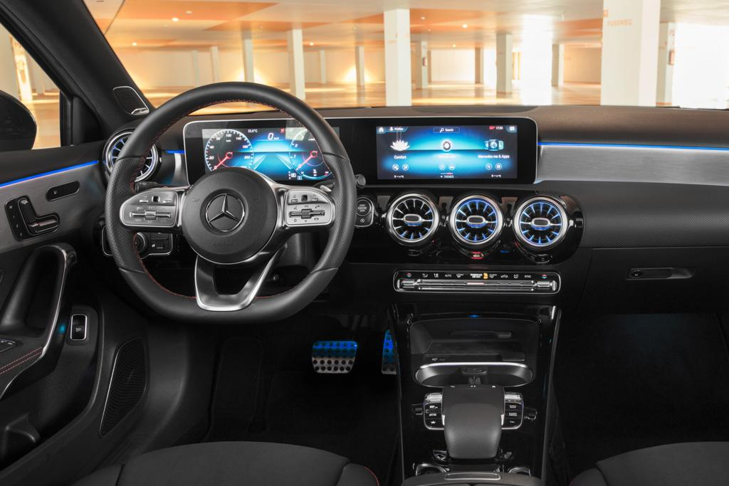 Mercedes Benz A Class Sedan Confirmed For Oz Motoring Com Au