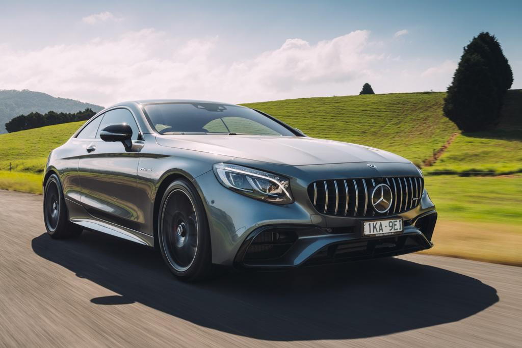 Mercedes Amg S63 Coupe 2018 Review Motoring Com Au