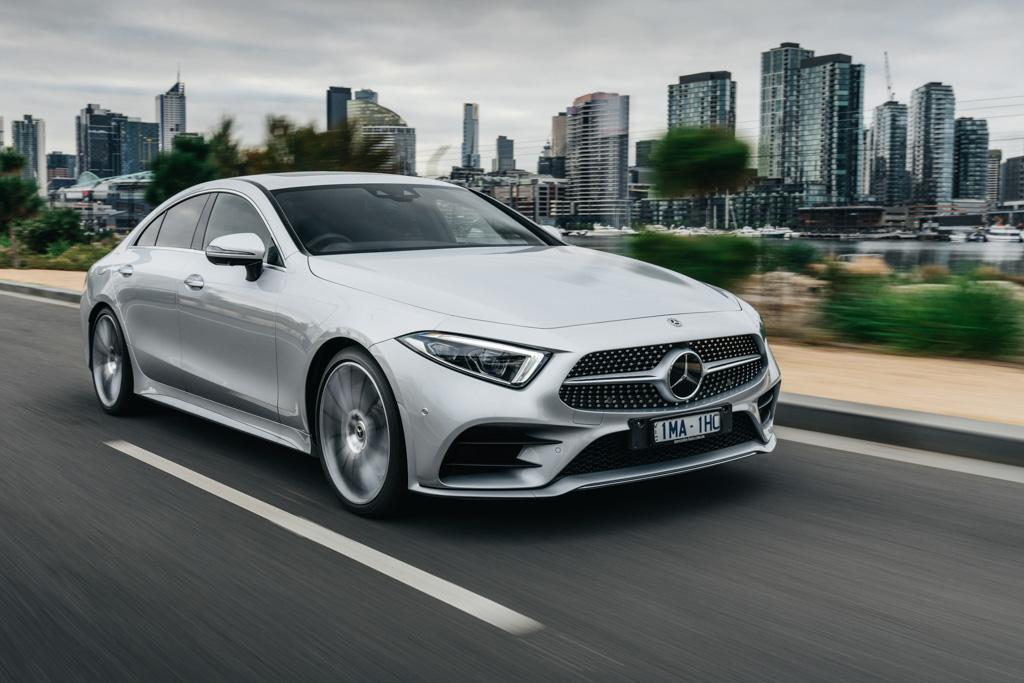 Mercedes-Benz CLS 2018 Review - motoring com au