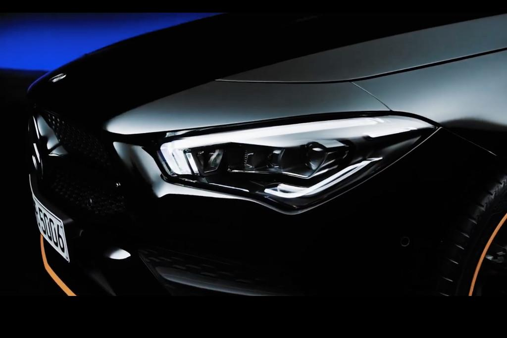 More Of 2019 Mercedes Cla Revealed Motoring Com Au
