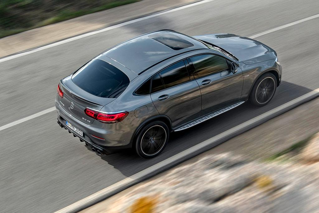2020 Mercedes Amg Glc 43 And Glc 43 Coupe Revealed Motoring Com Au