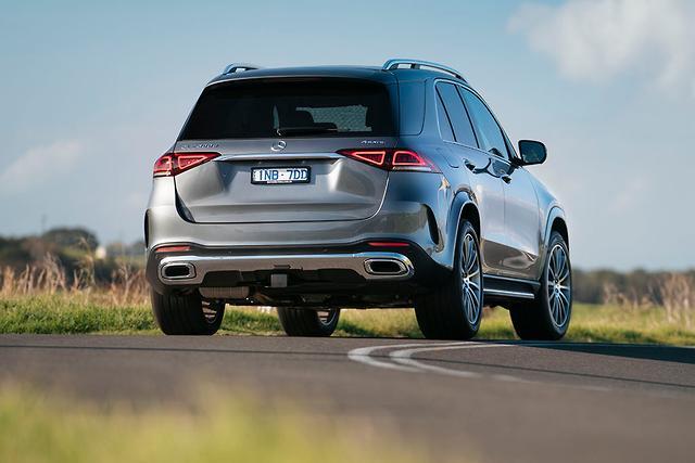 Mercedes-Benz GLE 2019 Review — Australia - motoring com au