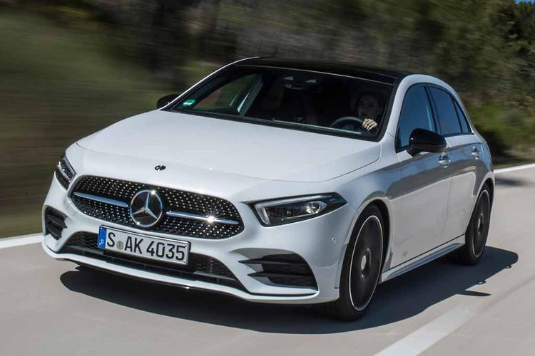 New Mercedes Benz A 200 Pricing Released