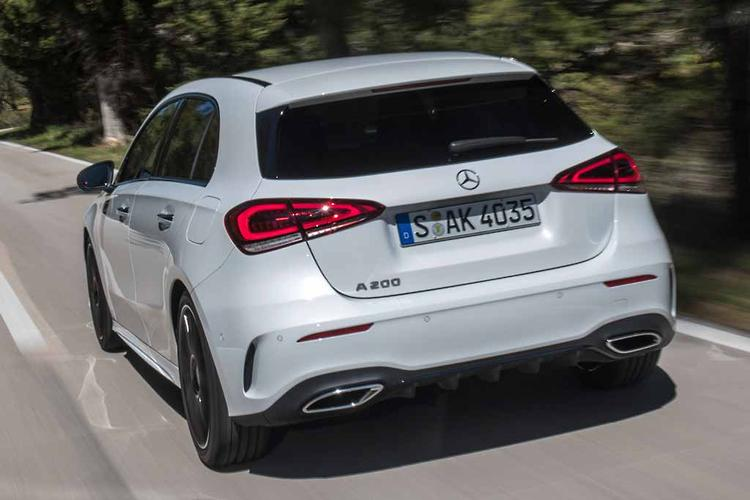 The New Mercedes Benz A Class Is Coming To Oz From August 2018