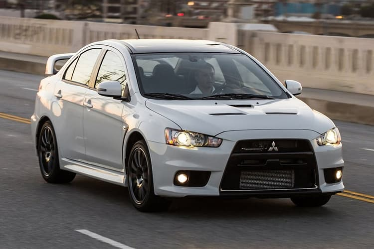 Mitsubishi Evo Performance Replacement Up To Six Years Away