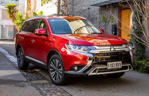 2019 Mitsubishi Outlander arrives - motoring com au
