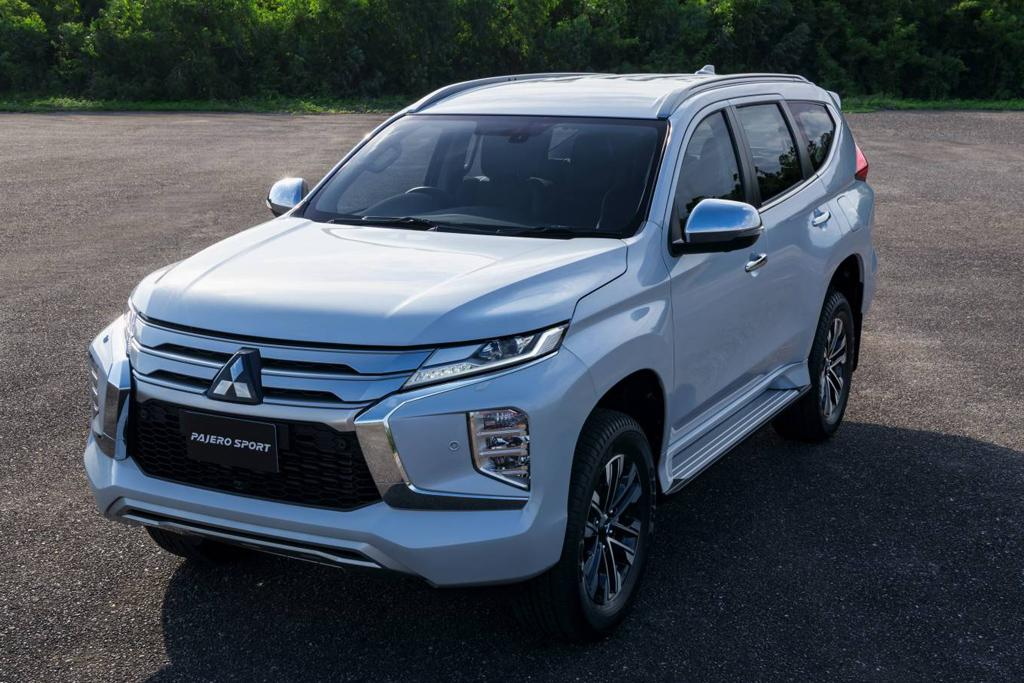 2020 Mitsubishi Pajero Redesign And US Release Date >> New Look Mitsubishi Pajero Sport Revealed Motoring Com Au