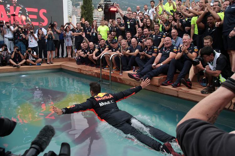 MOTORSPORT: Ricciardo wins Monaco F1 Grand Prix - motoring ...