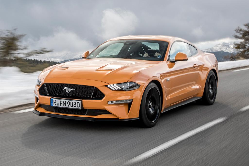 Ford Mustang 2018 Review Motoring Com Au