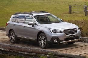 Subaru Outback 2018 Tow Test Review Motoring Com Au