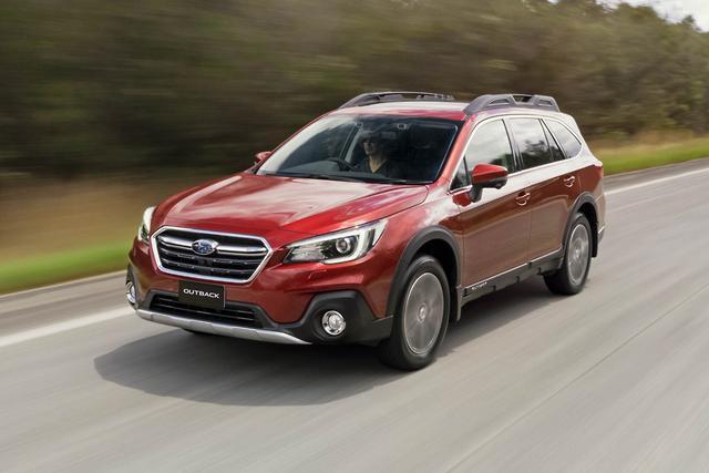 Subaru Outback 2018 Review Motoring Com Au
