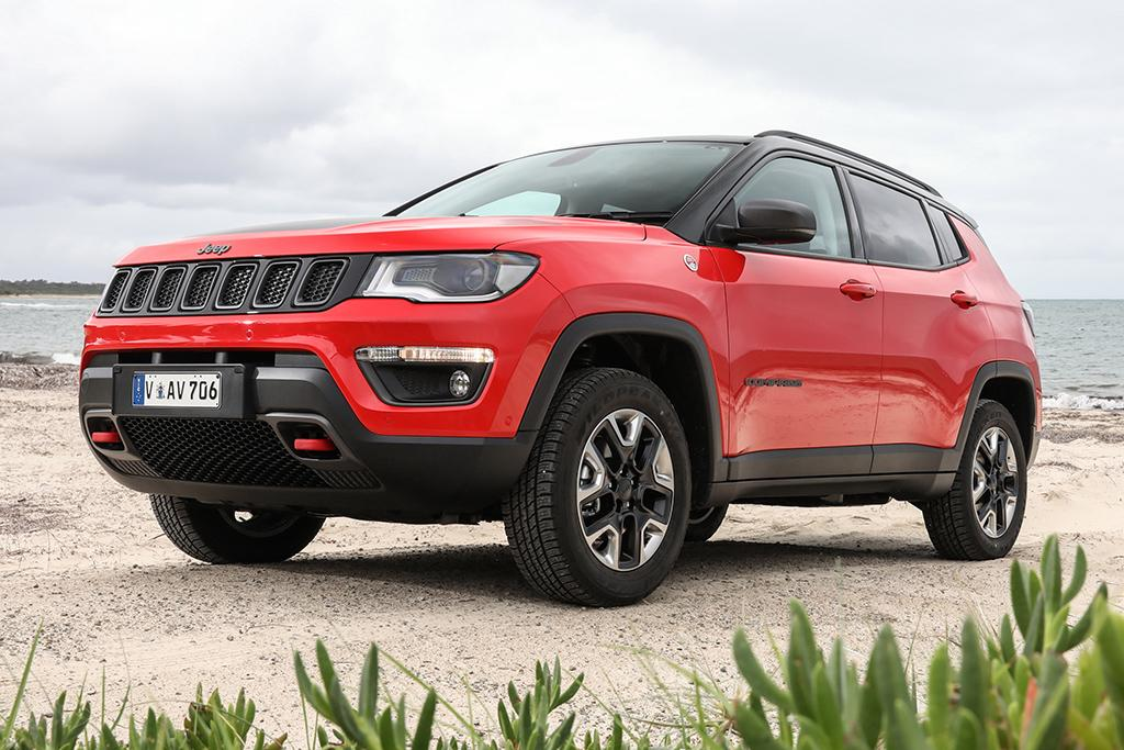 new jeep compass australian prices and specs. Black Bedroom Furniture Sets. Home Design Ideas