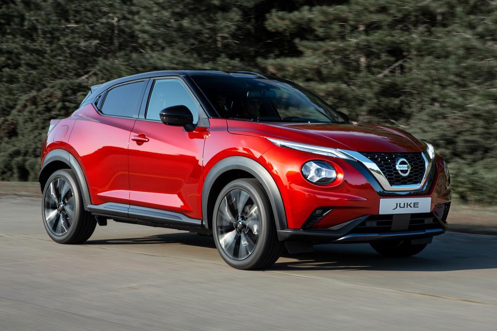 New Nissan Juke Revealed Motoring Com Au