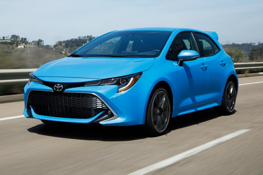 Top 10 Cool Things About The New 2018 Toyota Corolla