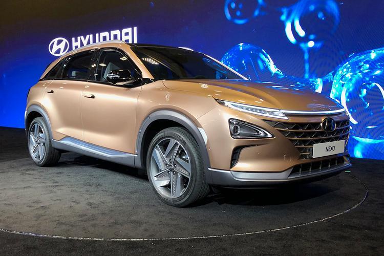CES 2018: Hyundai NEXO hydrogen car revealed - motoring.com.au