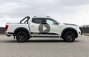 Diesel V6 could return to Nissan Navara - motoring com au