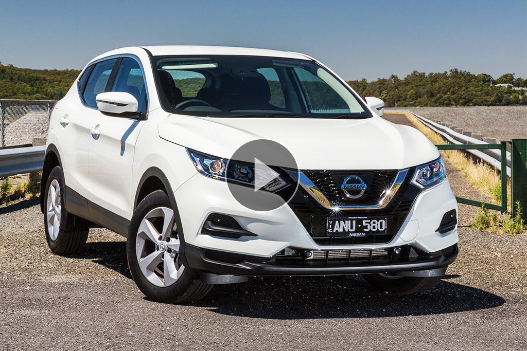 Nissan Qashqai St 2018 Video Review Motoring Com Au