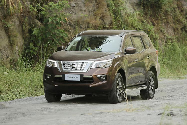 Nissan Terra 2019 Review - motoring.com.au