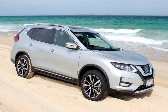 nissan x trail 2018 review. Black Bedroom Furniture Sets. Home Design Ideas