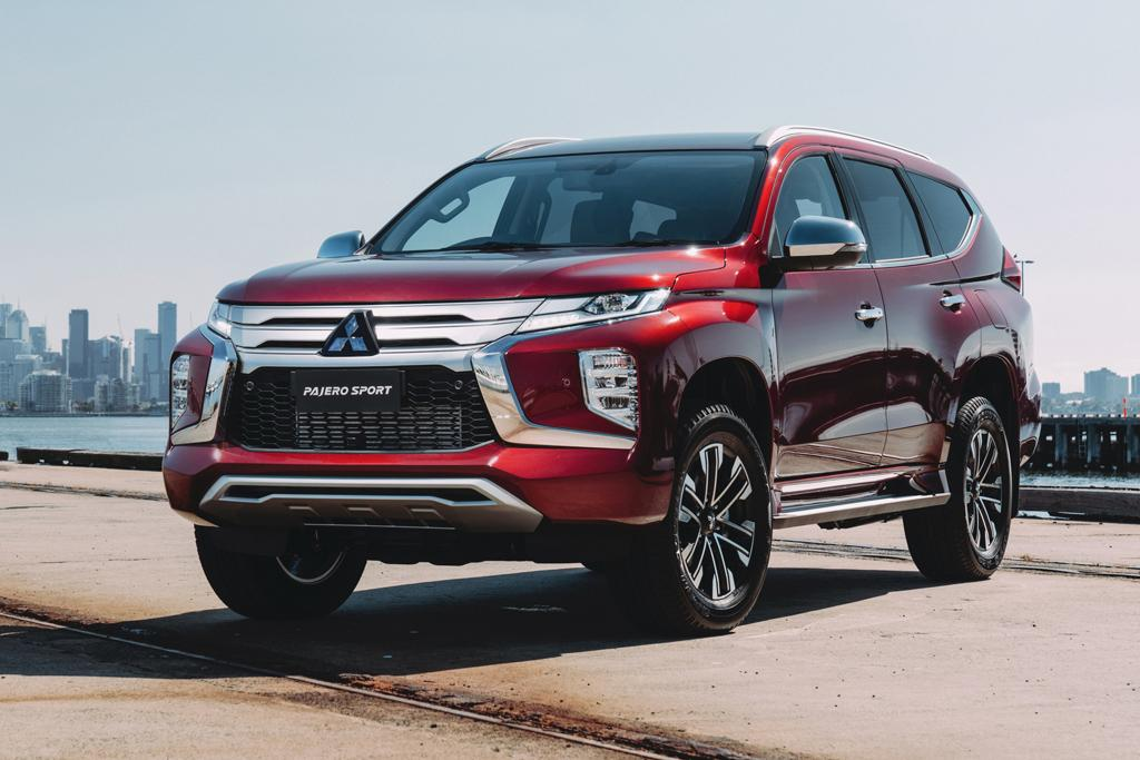 Mitsubishi Pajero Sport Updated For 2020 Motoring Com Au