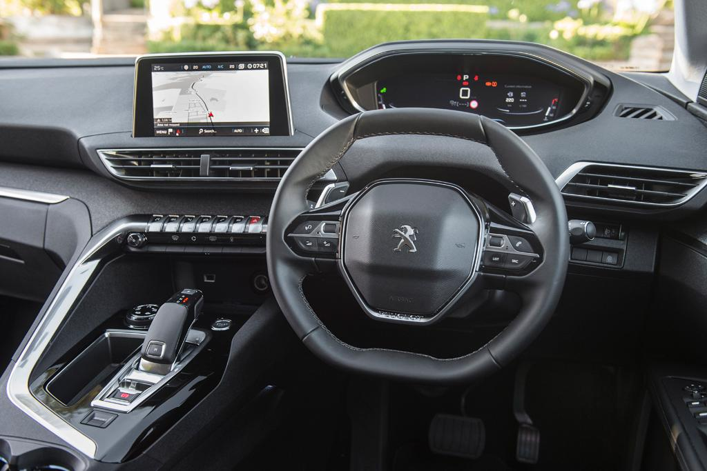 Peugeot 5008 2018 Review Motoring Com Au
