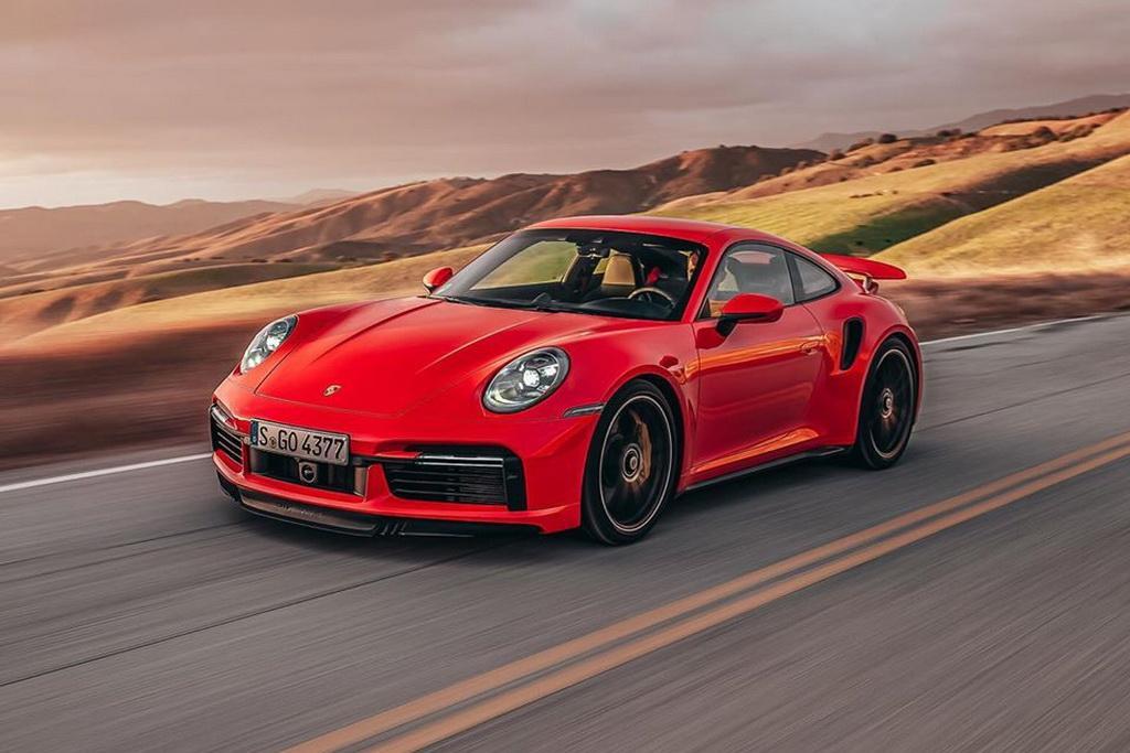Porsche 911 Turbo S Gets New Lightweight And Aero Kits Motoring Com Au