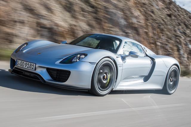 Porsche Heading Back To Hypercars