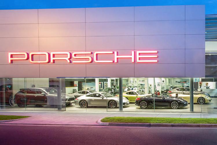 Porsche Targets Brighton Motoring Com Au