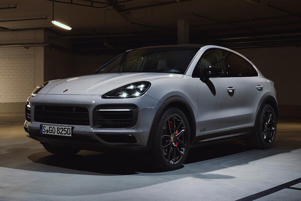 Porsche Cayenne Gts Returns To V8 Power Motoring Com Au