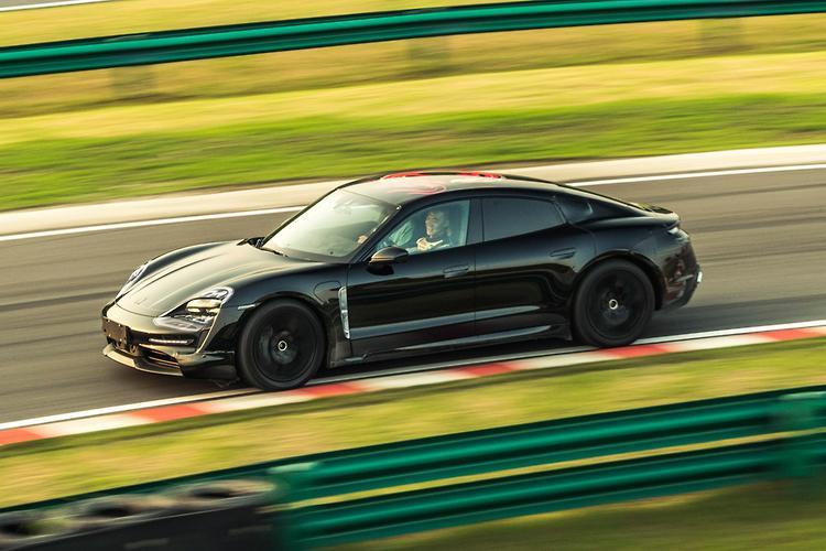 Porsche Taycan to hit 200km/h in under 10 seconds , motoring