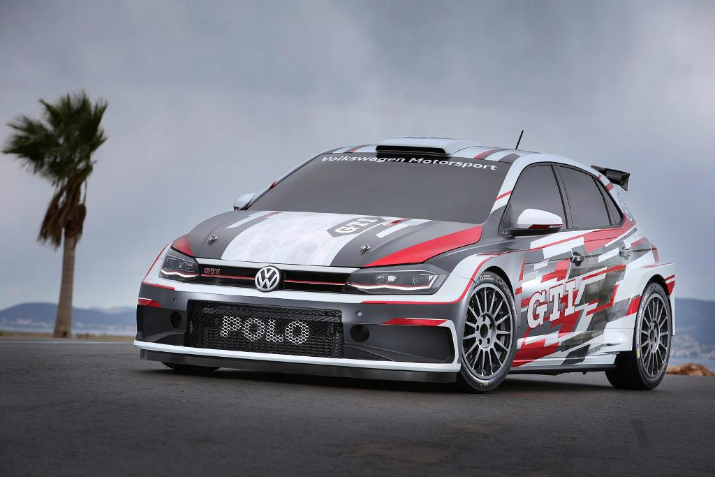 Volkswagen shows off 200kW AWD Polo R5 rally car - motoring.com.au