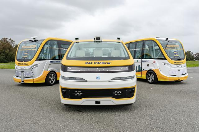 Driverless cabs to hit Perth roads in 2019 - motoring com au