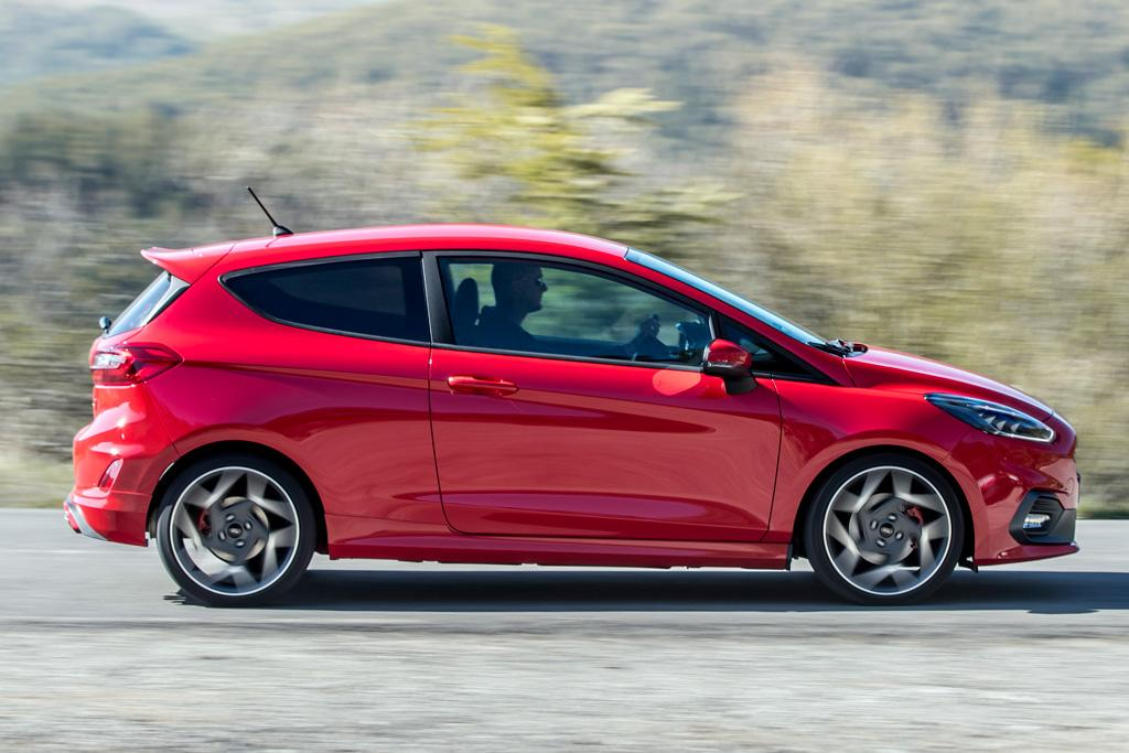 Ford Fiesta ST 2019 Review - motoring.com.au