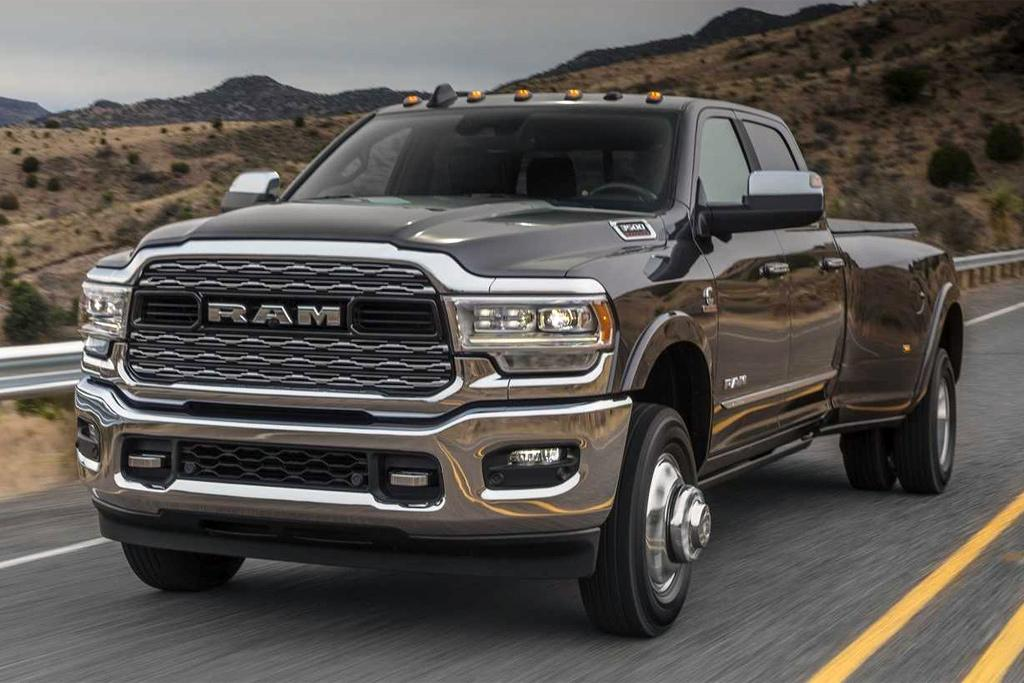 DETROIT MOTOR SHOW: New RAM 2500, 3500 Heavy Duty coming to