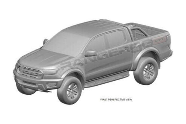 US Ford Ranger Raptor to get powerful petrol engine