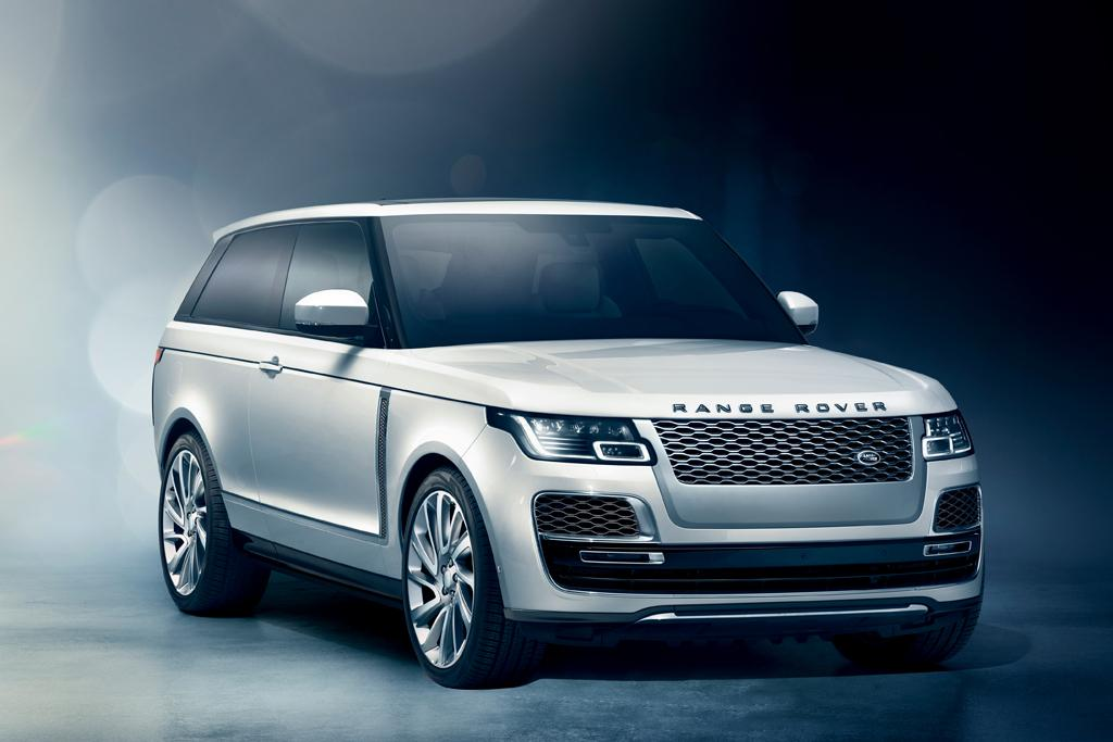 Geneva Motor Show Range Rover Sv Coupe To Cost 500k