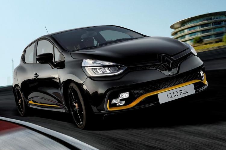 Renault clio rs 2018