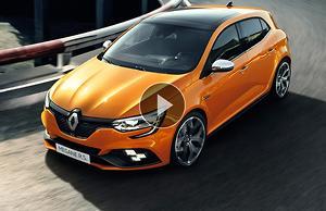 Renault Megane RS Trophy unveiled - motoring com au