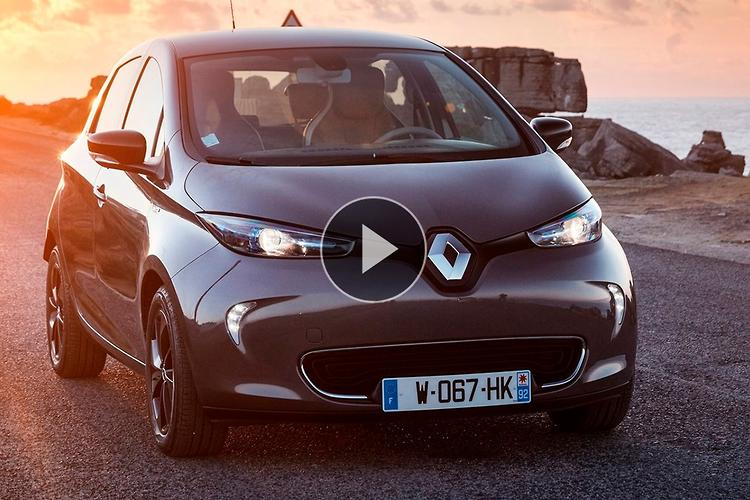 2018 renault zoe. exellent zoe renault zoe 2018 video review on 2018 renault zoe